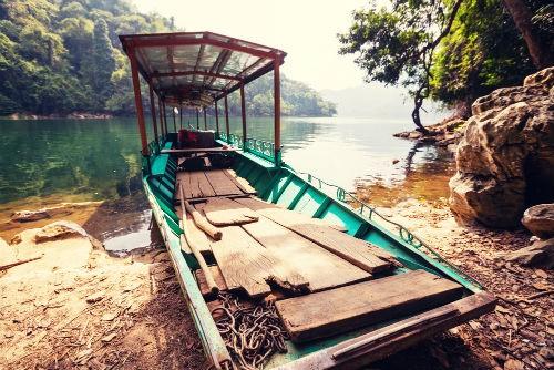 טיול לויאטנם אגם בה בה