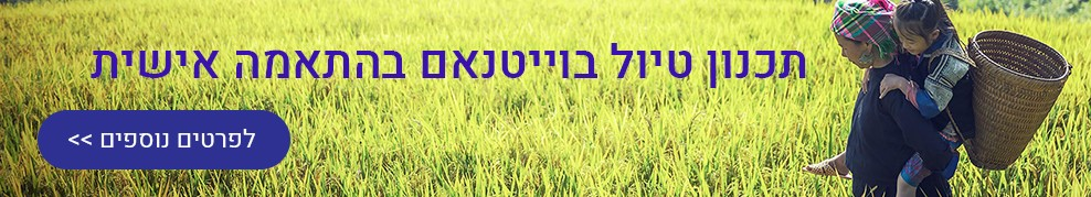 טיול לויאטנם