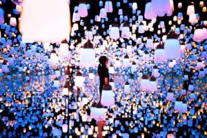 המוזיאון הדיגיטלי לאומנות בטוקיו