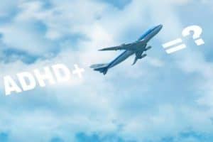 לטוס עם ילדים עם הפרעת קשב וריכוז