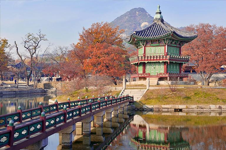 המקדשים שאפשר לראות לאחר תכנון טיול לדרום קוריאה