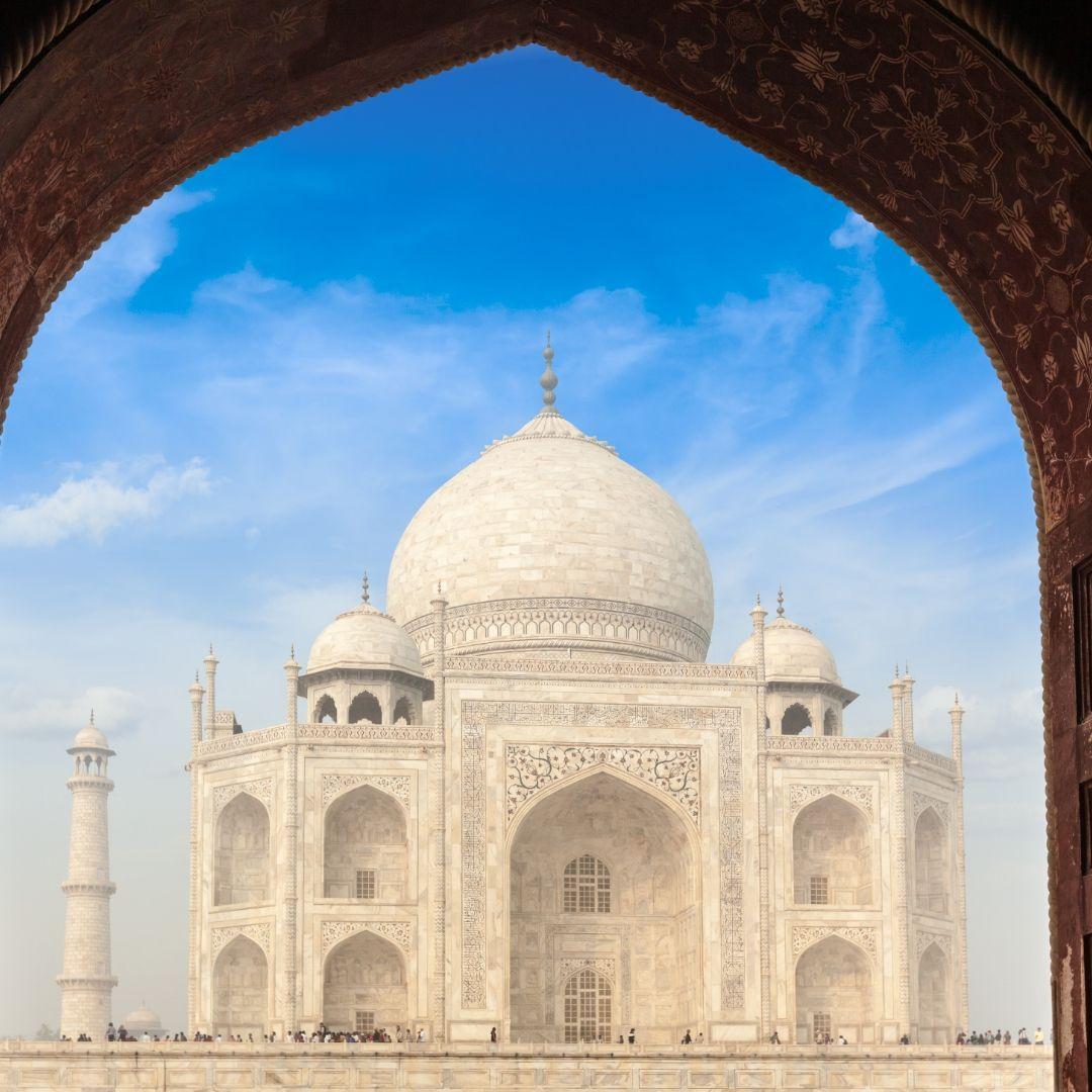 טיול של חודש להודו